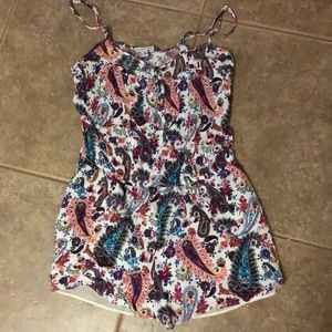 NWT American Eagle Romper size Large